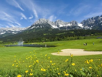 Golf Unlimited am Wilden Kaiser