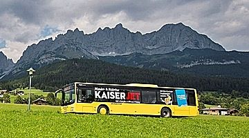 Mobility at the Wilder Kaiser